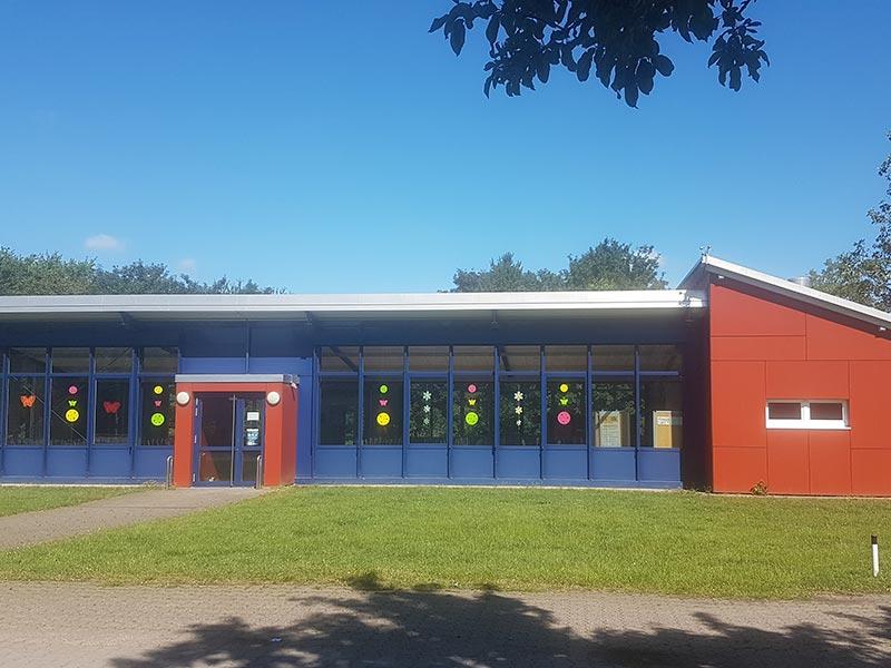 Pascal Gymnasium: Schulgebäude