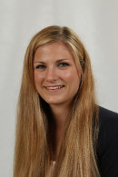 Lehrerin Sarah Aubel